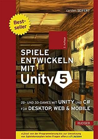 unity 3d spiele