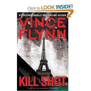 Kill Shot (Mitch Rapp)