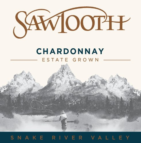 2011 Sawtooth Chardonnay, Snake River Valley, Idaho 750 Ml