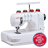 Janome Cover Pro 1000CPX Coverstitch Machine & FREE BONUS KIT