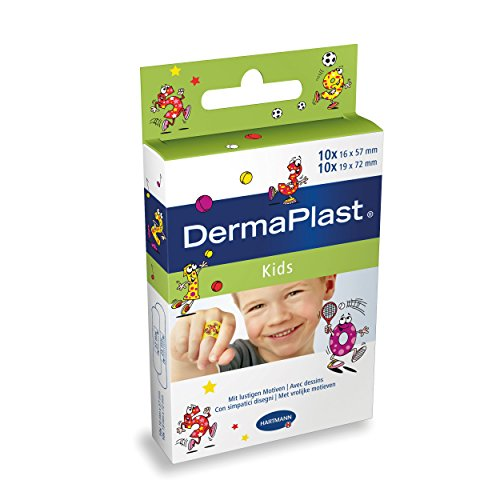 hartmann-pflaster-dermaplast-kid-strips-20-stk-in-2-grossen