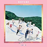 Seventeen BOYS BE 2nd ミニアルバム 【HIDE ver】( 韓国盤 )(限定特典3点)(韓メディアSHOP限定)