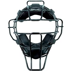 Champro Pro Plus Super Lite Mask (Black, 15.5-Ounce) by Champro