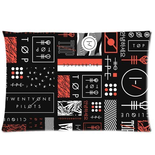 twenty-one-pilots-custom-cottonpolyester-zippered-pillowcase-20x26-twin-sides