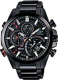 [カシオ]CASIO 腕時計 EDIFICE  スマートフォンリンクモデル EQB-500DC-1AJF メンズ
