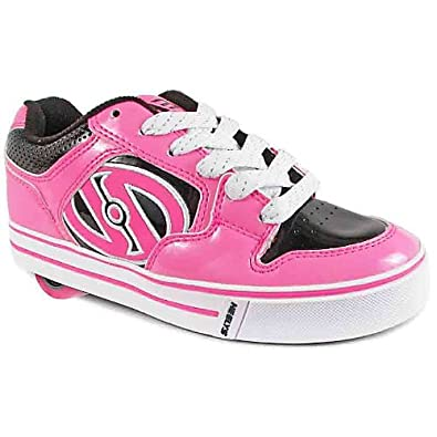 Buy Heelys Girl's Motion Fashion Skate Sneakers Hot Pink Shoes by Heelys