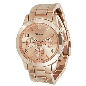 s chronograph link color copper