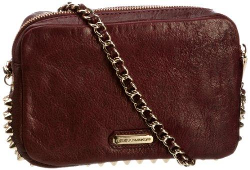 Rebecca Minkoff Women's Flirty Handbag Eggplant 10PILLCPF2