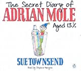Sue Townsend The Secret Diary of Adrian Mole Aged 13 3/4 by Townsend, Sue (2001) Audio CD