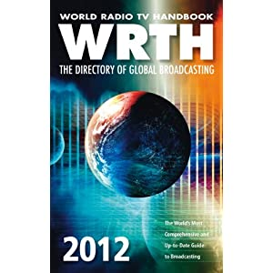 WORLD RADIO TV HANDBOOK 2012