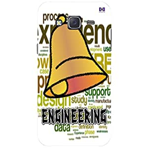 Engineering - Mobile Back Case Cover For Samsung Galaxy J7 (2015)