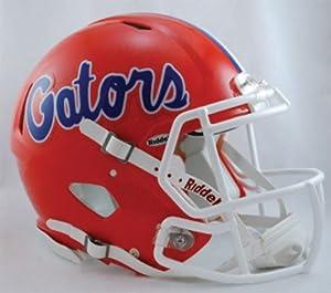 NCAA Florida Gators Revolution Speed Full-Size Authentic Football Helmet by Riddell