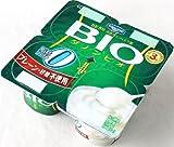 ダノン BIO プレーンヨーグルト 砂糖不使用 脂肪0 1920g(80g×4×6) 要冷蔵