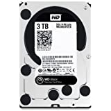 WD Black 3TB Performance Desktop  Hard Disk Drive - 7200 RPM SATA 6 Gb/s 64MB Cache 3.5 Inch  - WD3003FZEX