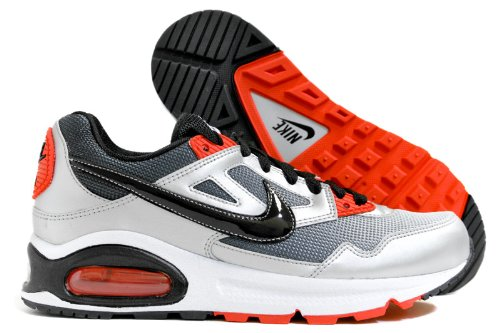 JUNIORS NIKE AIR MAX SKYLINE RUNNING SHOE (GS) (366826 016)