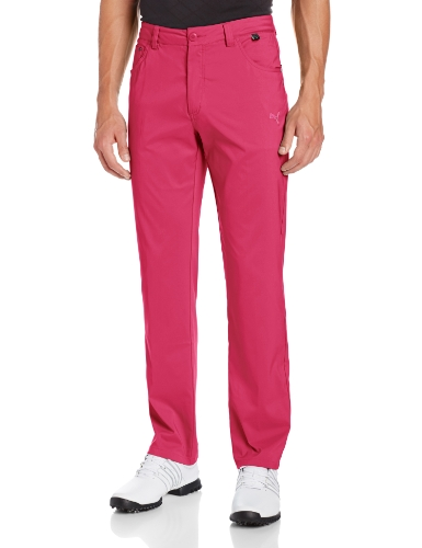 17235138b1fe and also read review customer opinions just before buy Puma Golf NA Men s  Tech 6 Pocket Pant Beetroot Purple 34 x 32.