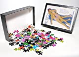 Photo Jigsaw Puzzle of Kestos underwear advert from Mary Evans