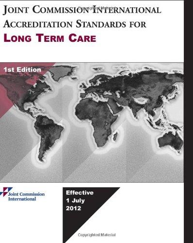 Nursing Home Care  Joint Commission International
