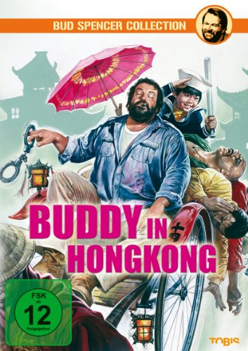 Buddy in Hongkong