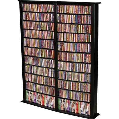 Tall DVD Storage Tower