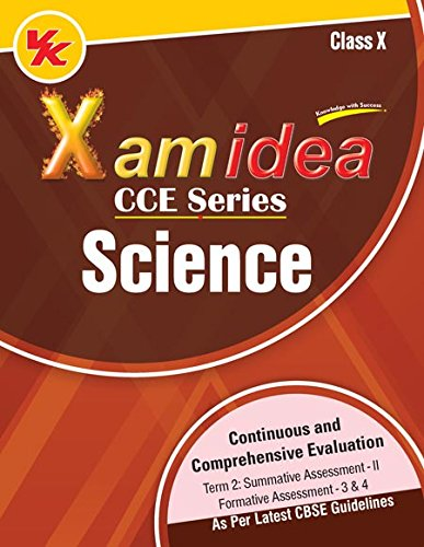 Xam Idea CCE Series Science Term-2 Class 10
