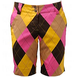 Cupcakes Loudmouth Ladies Golf Shorts by Loudmouth Golf