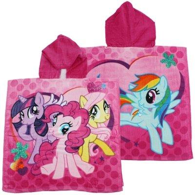 My Little Pony Badeponcho
