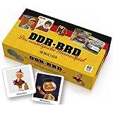 DDR - BRD Memory Spiel: ein nostalgisches Memospiel für Erwachsene und unterhaltsames Gedächtnisspiel zum Rätselraten mit lustigen und lehrreichen Motiven aus  Ost und West: Das nostalgische MemoSpiel