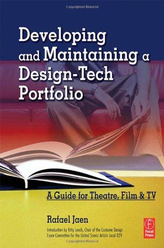 Developing and Maintaining a Design-Tech Portfolio: A...