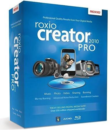 Roxio Creator 2010 Pro [OLD VERSION]