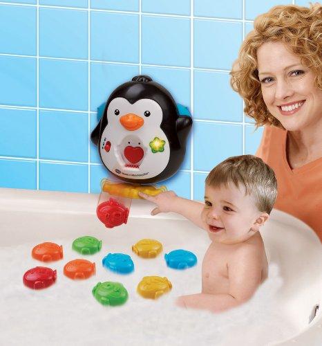 VTech Count and Dive Penguins Bath Toy - 1