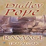 Ramage at Trafalgar   Dudley Pope