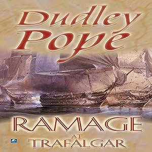 Ramage at Trafalgar Audiobook