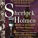 Murder in the Casbah and Other Mysteries: The New Adventures of Sherlock Holmes (Dramatized)  by Anthony Boucher, Denis Green Narrated by Basil Rathbone, Nigel Bruce