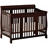 Stork Craft 04588-499 Tuscany 4-In-1 Stages Crib (Espresso)