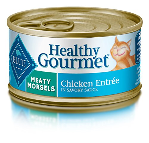 Blue Buffalo Healthy Gourmet Meaty Morsels Chicken Adult Can
