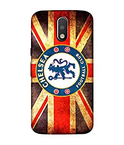 small candy 3D Printed Back Cover For Motorola Moto G4 Plus / Moto G4 -Multicolor chelsea