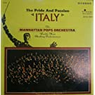 italy: the pride and passion LP