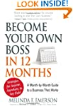 Become Your Own Boss in 12 Months: A...