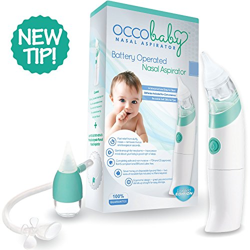 best-baby-electric-nasal-aspirator-with-power-suction-tip-batteries-and-bonus-snot-sucker-for-infant