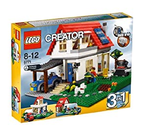 LEGO Creator 5771 - La Casa de la Colina