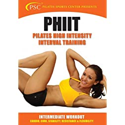 Pilates High Intensity Interval Training - PHIIT