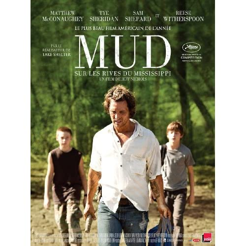 "Amazon.com : Mud Movie Poster 12""x18"" - Style B Jeff Nichols 2012"