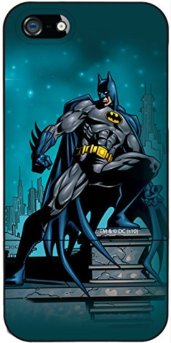 Coveroo Wallet Folio Cell Phone Case for iPhone 5/5S - Batman Ledge Left at Gotham City Store