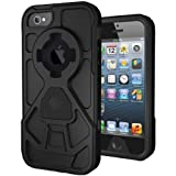 Rokform 430801 Rokshield v3 Case for iPhone 5 - 1 Pack - Retail Packaging - Black