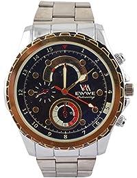 EWWE Analogue Blue Dial Men's Watch - MMF22