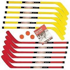 Buy 36 Cosom Hockey Set by Olympia Sports