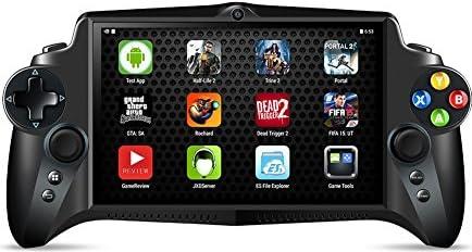 JXD Singularity S192 32GB黒 7インチFull HD Retina IPS液晶 Android 4.4 NVIDIA Tegra K1 Quad Core 2.0GHz 1920*1200 ブラック HDMI搭載 Miracast搭載 ゲーミングタブレット [並行輸入品]
