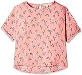 Chemistry Girls' Shirt (GS16-086WTBLOSSV _Flamingo_9 - 10 years)