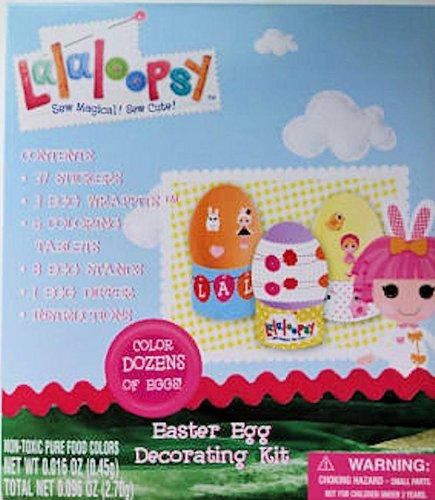 Lalaloopsy Easter Egg Decorating Kit